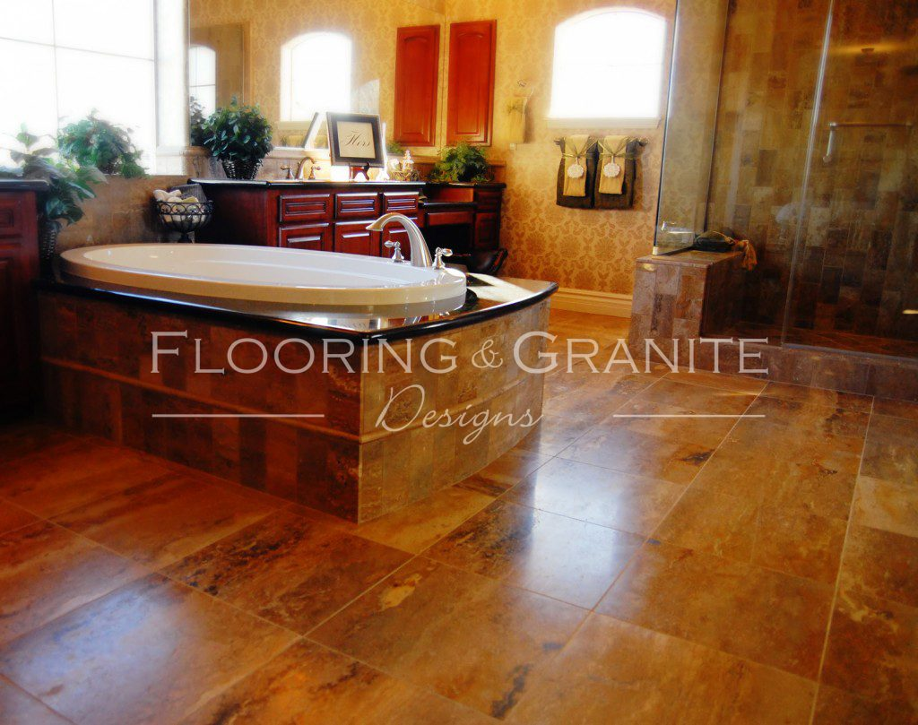 Louisville Flooring And Granite Designs Tile And Granite Bathroom Walls 1024x682 Watermark
